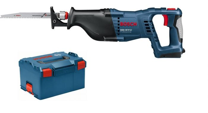 Favoriete Bosch GSA 18 V-LI SOLO kopen? | Snelle levering - Fixami.be AN56