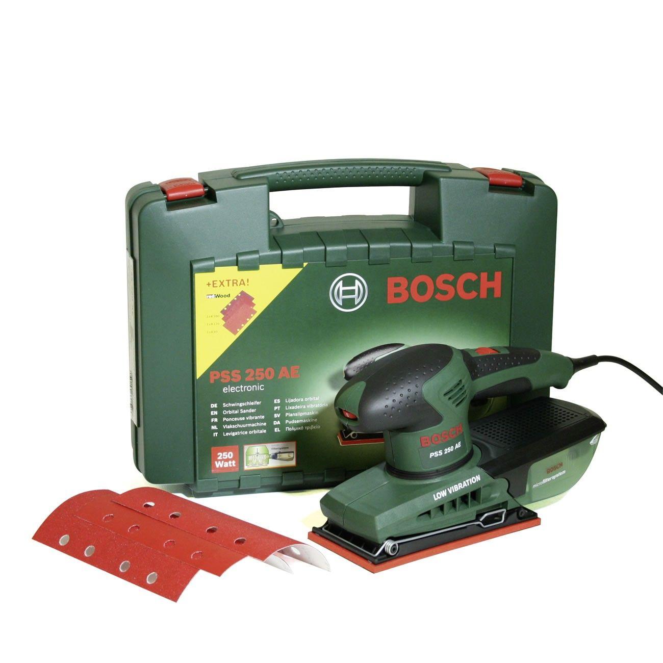 Fabulous Bosch PSS 250 AE kopen? | Snelle levering - Fixami.be OU16
