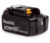 Makita BL1830B 18V Li-ion accu - 3.0Ah - 197599-5