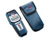 Bosch GMS 120 leidingzoeker / multidetector in tas - 120mm - 0601081000
