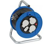 Brennenstuhl 1079180600 Garant Compact Kabelhaspel - USB - H05VV-F 3G1,5 - IP20 - 15m