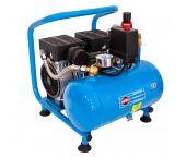 Airpress L 6-95 Silent Compressor - 0,45 kW - 8 bar - 6 l - 95 l/min