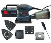 Bosch GSS 160-1 A 3-in-1 Multischuurmachine in L-Boxx - 180W - 06012A2300