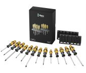 Wera Kraftform Big Pack 900 13-delige Schroevendraaierset incl. rack - 05133285001