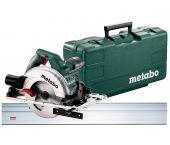 Metabo KS 55 FS Cirkelzaag en geleiderail (1500mm) in koffer - 1200W - 160mm - 690738000