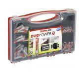 fischer 535973 DUOPOWER Pluggenset in Redbox - 35-60mm