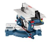 Bosch GTM 12 JL Tafel afkort- verstekzaag / combinatiezaagmachine - 1800W - 305 x 30mm - 0601B15001