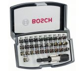 Bosch 2607017319 32-delige schroefbitset in cassette
