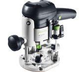 Festool OF 1010 EBQ-Plus Bovenfreesmachine in systainer - 1010W - 6-8mm - 55mm - 576196