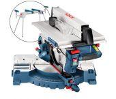 Bosch GTM 12 JL Tafel afkort- verstekzaag / combinatiezaagmachine met onderstel (GTA 2600) - 1800W - 305 x 30mm - 0615990EU2