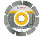 Bosch 2608602192 / 2608615059 Standard Diamantdoorslijpschijf - 125 x 22,23 mm - universeel