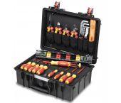 Wiha 44505 34-delige Elektriciens Gereedschapskoffer Basic set L - 930070401