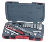 "Teng Tools T3839 39 delige doppenset - 3/8"" - 167930106"