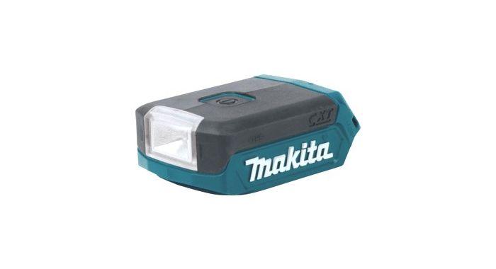 Deaml103 Lampe Makita Batterie Volt Coulissante Torche 10 Pour 8 Compacte uPZXik