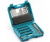 Makita P-90358 Set d'accessoires 60 pièces PRO