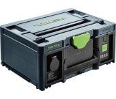 Festool SYS-PST 1500 Li HP - Station d'énergie mobile SYS-PowerStation - 205721