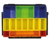 Makita P-83652 Boîtes colorées avec couverture et calage pour MAKPAC no. 1