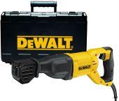 DeWalt DWE305PL Scie sabre dans coffret - 1100W - DWE305PK-QS