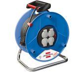 Brennenstuhl 1208060 Enrouleur de câble Garant - H05VV-F 3G1,5 - 50m