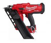 Milwaukee M18 FFN-0C - Cloueur Li-Ion 18V dans mallette (machine seule) - 2,9-3,32mm - 50-90mm - 4933471406