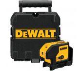 DeWalt DW083K Laser autonivelant 3 points dans coffret - 30m - DW083K-XJ