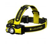Ledlenser LL-IH9R/HB - Lampe frontale, rechargeable, iH9R