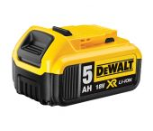 DeWalt DCB184 Batterie 18V XR Li-Ion - 5.0Ah - DCB184-XJ