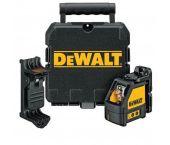 DeWalt DW088CG Laser muli-lignes avec auto-nivellement en coffret - 2 lignes - 15m - Vert - DW088CG-XJ