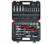 Gedore RED R46003094 - Set clé à douille 1/4'' + 1/2'' - 94 pièces - 3300057
