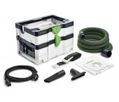 Festool CTL SYS CLEANTEC - Aspirateur systainer - 1000W - Classe L - 4,5L