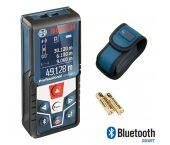 Bosch GLM 50 C - Télémètre laser dans housse de protection - Bluetooth - 50m - 0601072C00