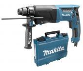 Makita HR2600 - Marteau perforateur SDS-plus dans coffret - 800W - 2.4J