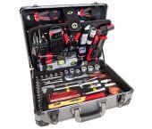 Airpress 75255 Ensemble d'outils professionnels de 127 pièces dans une mallette